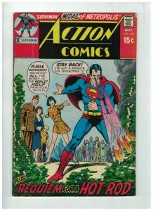 ACTION 394 VG Nov. 1970 COMICS BOOK