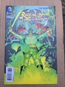 Ra's Al Ghul and the League of Assassins 23.3