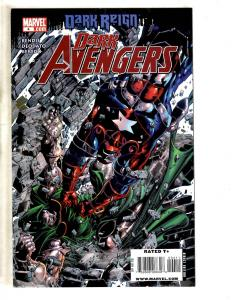 Lot Of 6 Dark Avengers Marvel Comic Books Annual # 1 + # 2 3 4 5 6 Hulk Thor MK6