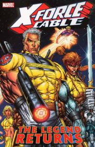 X-Force (2nd Series) TPB #1 VF; Marvel | save on shipping - details inside