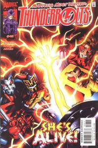 Thunderbolts (1997 series) #46, NM (Stock photo)