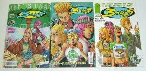 Bohos #1-3 FN/VF complete series - image comics - maggie whorf - byron penaranda