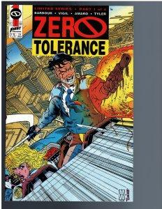 Zero Tolerance #1 (1990)