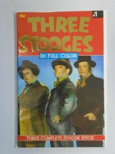 Three Stooges in Full Colour #1 6.0 FN (1991 Eternity)