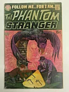 PHANTOM STRANGER#2 VG 1969 DC SILVER AGE COMICS