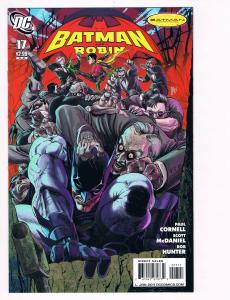 Batman And Robin # 17 DC Comic Books Hi-Res Scans Modern Age Awesome Issues!! S3