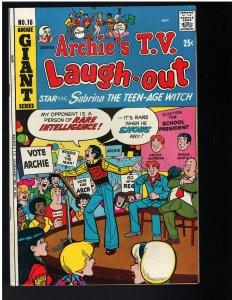 Archie's TV Laugh-Out #16 (1972)