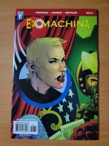 Ex Machina #48 ~ NEAR MINT NM ~ 2010 WildStorm Comics