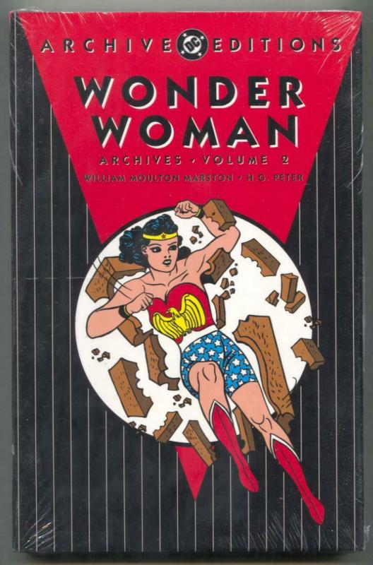Wonder Woman Archive Edition 2 hardcover- sealed