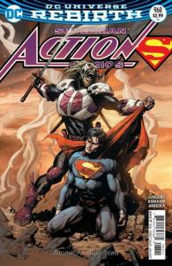 Action Comics #968A VF/NM; DC | save on shipping - details inside