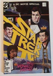 DC Movie Special Star Trek IV the Voyage Home (1987) NM- 9.2