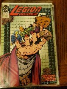 Legion of Super-Heroes #6 (1990)