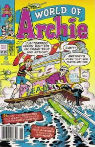 World of Archie #2 VF/NM; Archie   save on shipping - details inside