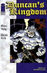 Duncan's Kingdom TPB #2 VF/NM; Image | save on shipping - details inside