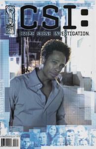 CSI: Crime Scene Investigation—Bad Rap #3 VF/NM; IDW | save on shipping - detail