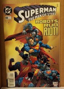 Superman: The Man of Steel #88 (1999)