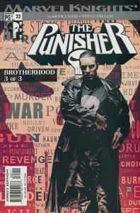 Punisher, The (6th Series) #22 VF/NM; Marvel | save on shipping - details inside