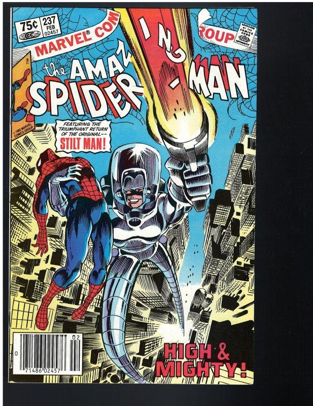 Amazing Spider-Man #237 (Marvel, 1983)