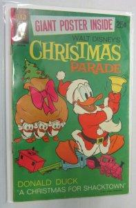 Christmas Parade #8 Walt Disney (1970)