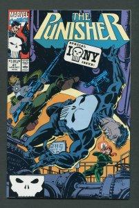 Punisher #41 / 9.4 NM   October 1990