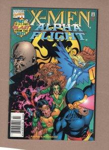 X-Men/Alpha Flight #2 (1998)