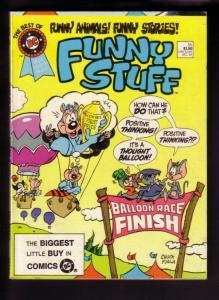 THE BEST OF DC #55 1984- FUNNY STUFF-SHELDON MAYER ART-NM
