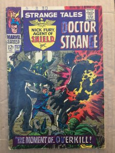 Strange Tales #151 (1966)