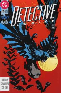 Detective Comics #651 VF/NM; DC | save on shipping - details inside