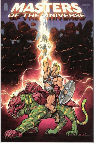 Masters of the Universe (Vol. 3) #8B VF/NM; MVCreations | save on shipping - det