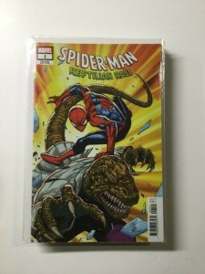Spider-Man 1 Variant Near Mint Marvel HPA