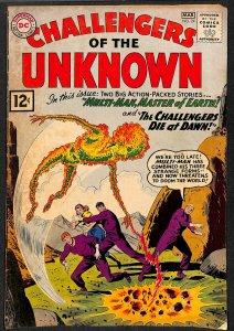 Challengers of the Unknown #24 (1962)