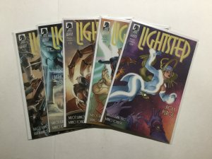 Lightstep 1-5 1 2 3 4 5 Lot Run Set Near Mint Nm Dark Horse