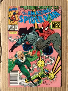The Amazing Spider-Man #336 (1990)