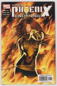X-Men Phoenix Endsong #1 (VG)