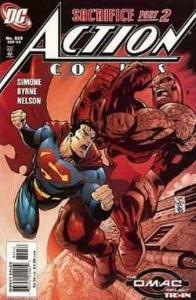 Action Comics #829 (2nd) VF; DC | save on shipping - details inside