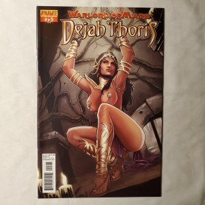 Warlord of Mars Dejah Thoris 15 Near Mint Cover by Fabiano Neves