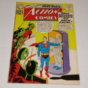 ACTION COMICS #292 (5.0) classic cover Silver Age DC Comics