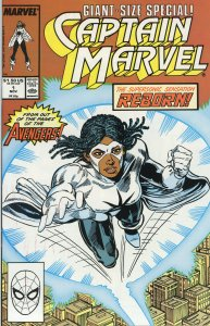Captain Marvel Giant Size Special 1 (Monica Rambeau) 1989 F/VF or better