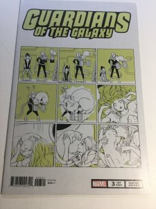 Guardians Of The Galaxy 3 LGY 153 Variant Nm Near Mint Marvel Comics