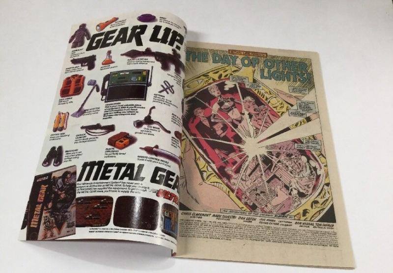 Uncanny X-Men 246 Fn/Vf Fine/Very Fine 7.0 Marvel Comics