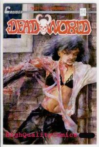 DEADWORLD #14, FN, Caliber, Undead, Zombies, Vincent Locke, more Horror in store