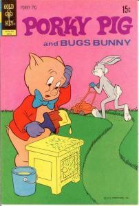 PORKY PIG (1965-1984 GK) 41 VF-NM   April 1972 COMICS BOOK