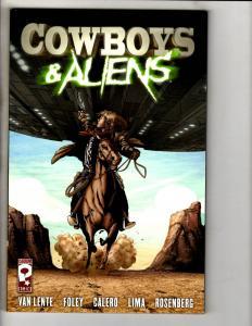 Cowboys & Aliens Platinum Studios Comics TPB Graphic Novel Comic Book  J307