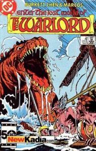 Warlord (1976 series) #94, VF+ (Stock photo)