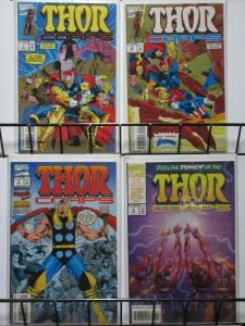 THOR CORPS (1993) 1-4 THE SET!