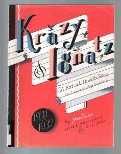 Krazy + Ignatz: A Kat a'Lilt with Song-1931-1932-TPB-trade