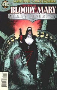 BLOODY MARY #1, NM, Lady Liberty,  Garth Ennis,  Helix, 1997, more  in store