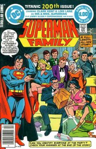 Superman Family, The #200 VG; DC | low grade comic - save on shipping - details