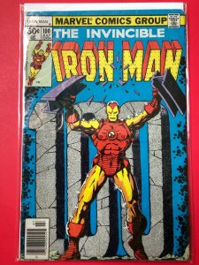 IRON MAN V1 #100 1977 MARVEL / NEWSSTAND / SEE PICTURE