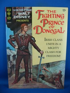 FIGHTING PRINCE OF DONEGAL 1 F VF PHOTO COVER 1966